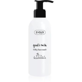 Ziaja Goat's Milk Gel de curatare delicat facial imagine produs