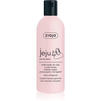 Ziaja Jeju Young Skin gel de dus si baie imagine produs