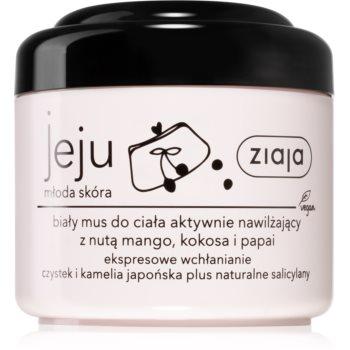 Ziaja Jeju Young Skin spuma calmanta de corp imagine produs