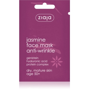 Ziaja Jasmine masca pentru fata cu efect de anti-imbatrinire  7 ml