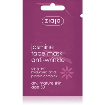 Ziaja Jasmine masca pentru fata cu efect de anti-imbatrinire