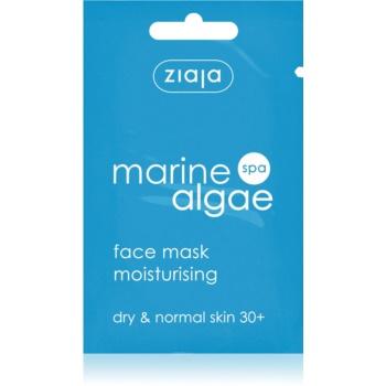 Ziaja Marine Algae masca hidratanta pentru piele normala si uscata  7 ml