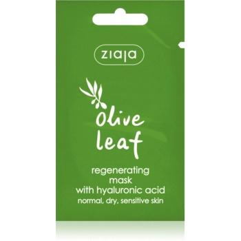 Ziaja Olive Leaf masca pentru regenerare  7 ml