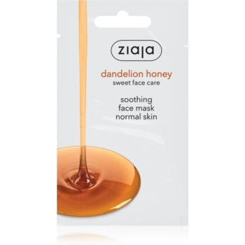 Ziaja Dandelion Honey masca hranitoare cu miere imagine