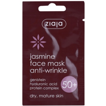 Ziaja Jasmine máscara facial antirrugas