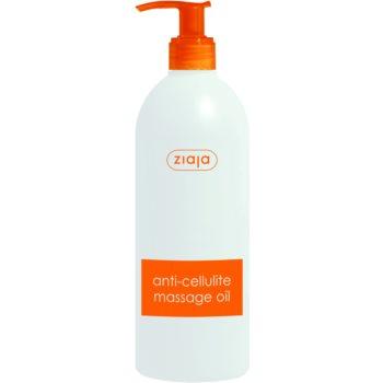 Ziaja Massage Oil ulei de masaj anti celulita  500 ml