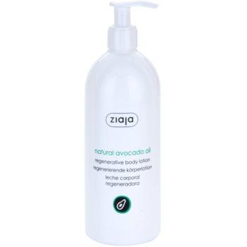 Ziaja Natural Avocado Oil regeneráló testápoló tej 1