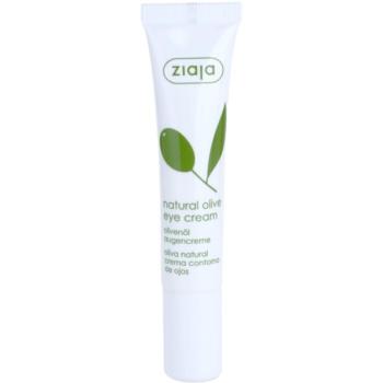 Ziaja Natural Olive crema de ochi cu extras din masline