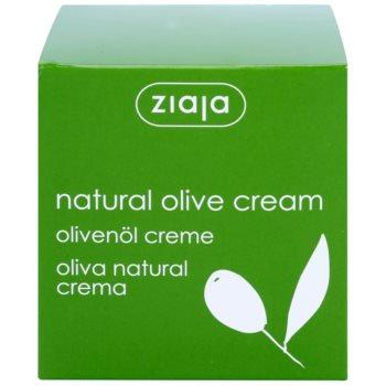 Ziaja Natural Olive crema pentru piele normala si uscata 2