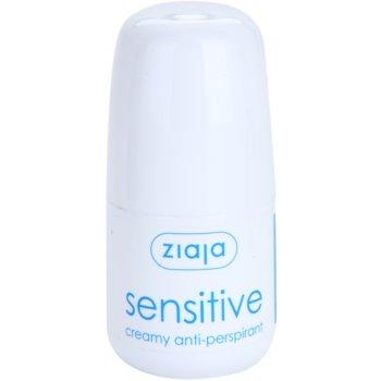 Ziaja Sensitive anti-perspirant crema roll-on