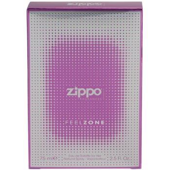 Zippo Fragrances Feelzone for Her Eau de Toilette for Women 3