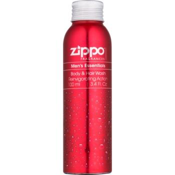 Zippo Fragrances Men´s Essentials gel de dus pentru barbati 100 ml