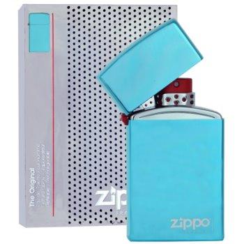 Zippo Fragrances The Original Blue eau de toilette pentru barbati 90 ml