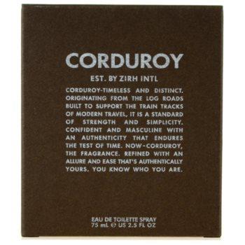 Zirh Corduroy Eau de Toilette für Herren 3