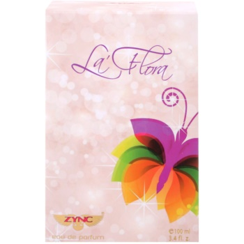 Zync La Flora Eau de Parfum für Damen 4