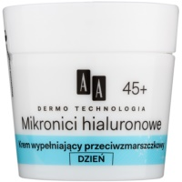 Re-Plumping Anti-Wrinkle Moisturiser 45+