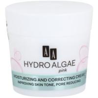 sjednocující krém pro hydrataci pleti a minimalizaci pórů