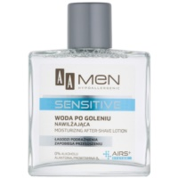 Aftershave Water With Moisturizing Effect