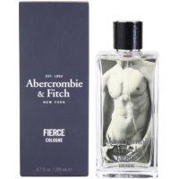 Abercrombie & Fitch Fierce Eau de Cologne para homens