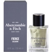 Abercrombie & Fitch Fierce Eau de Cologne für Herren 30 ml