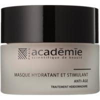 masque hydratant et stimulant