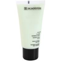 нормализиращ флуид за намаляване омазняването на кожата