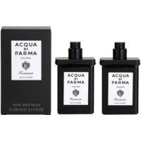 Eau de Cologne for Men 2x30 ml (2x Refill with Vaporiser)