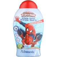 Admiranda Ultimate Spider-Man gel de banho hipoalergénico