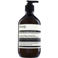 bőrhámlasztó folyékony szappan kézre