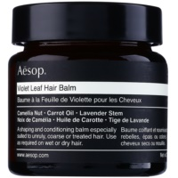 Aésop Hair Violet Leaf моделюючий бальзам для неслухняного та кучерявого волосся