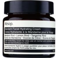 Aésop Skin Mandarin lehký hydratační denní krém pro normální až smíšenou pleť