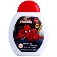 Air Val Ultimate Spiderman tusfürdő gyermekeknek 300 ml