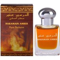 Al Haramain Haramain Amber парфюмирано масло унисекс