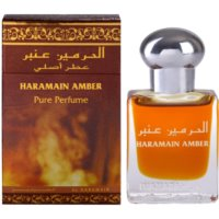Al Haramain Haramain Amber parfümiertes Öl unisex