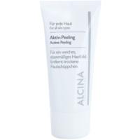 exfoliante activo para alisar y suavizar la piel