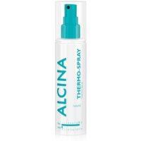 spray thermo-protecteur pour cheveux exposés à la chaleur