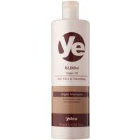 Shampoo mit ernährender Wirkung gegen strapaziertes Haar