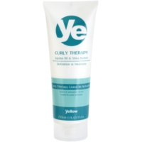 tratamiento hidratante sin aclarado para cabello ondulado