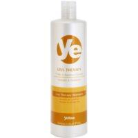изглаждащ шампоан за химически третирана коса