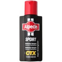Alpecin Sport CTX kofeínový šampón proti vypadávaniu vlasov pri zvýšenom výdaji energie