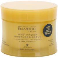 mascarilla intensa para un cuidado completo de cabello para después de un tratamiento químico en el cabello