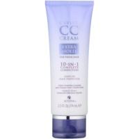 crema CC para cabello fijación extra fuerte