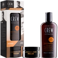American Crew Classic lote cosmético III.