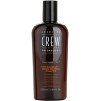 American Crew Trichology Anti - Dandruff Shampoo To Regulate Sebum