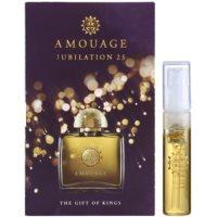 Amouage Jubilation 25 Woman Eau de Parfum für Damen 2 ml
