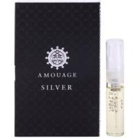 Amouage Silver eau de parfum para hombre