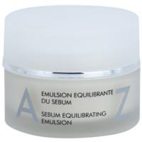 emulzija za obraz, ki regulira tvorbo kožnega sebuma za osvetljevanje kože in hidratacijo