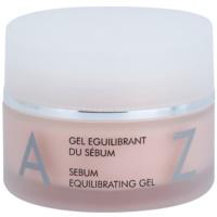 gel za obraz, ki regulira tvorbo kožnega sebuma s pomlajevalnim učinkom