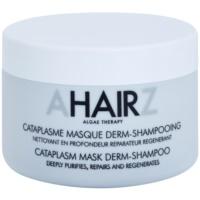 дълбоко почистваща и регенерираща маска под формата на шампоан