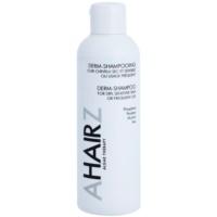 shampoing dermatologique pour cuir chevelu sec et sensible